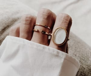 fashion, rings, and inspiration image