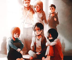 anime, lost, and children image