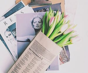 flowers, indie, and aesthetic image