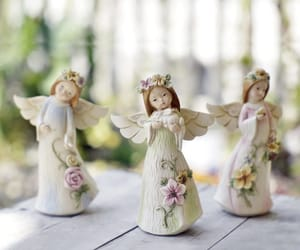 angel, birthday, and day image