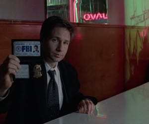 fox mulder, the x files, and x file image