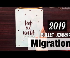 art, draw, and migration image