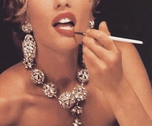 vintage, makeup, and aesthetic image