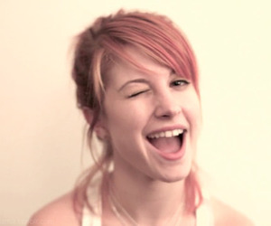 paramore, hayley williams, and gif image