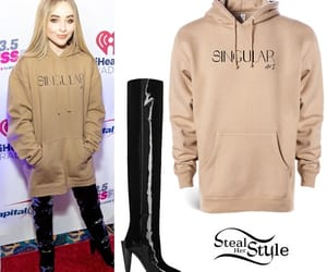 sabrina carpenter and steal her style image
