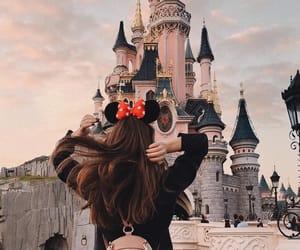 castle, travel, and cinderella image
