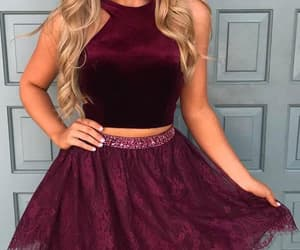 short homecoming dresses and homecoming dresses lace image