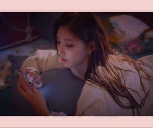 beautiful, girl, and yein image