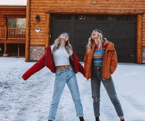 winter and maddie ziegler image
