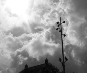 amsterdam, clouds, and photography image