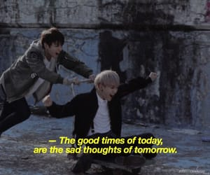grunge, kpop, and sad quotes image