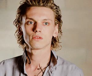gif, handsome, and Jamie Campbell Bower image