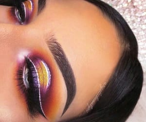 beauty, girly, and makeup image