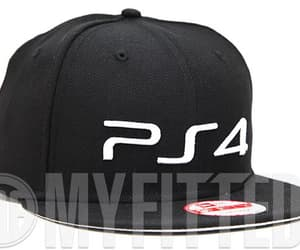 caps, hats, and playstation image