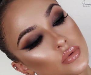 makeup and Nude image