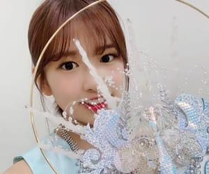 izone, lee chaeyeon, and jang wonyoung image