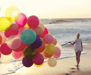 balloon, beautiful, and gif image