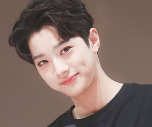 dimple, cute, and wanna one image