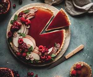 christmas, currents, and desserts image