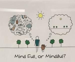 awareness, doodle, and peace image