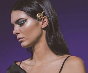 aesthetic, haute couture, and makeup image