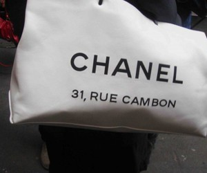 bag, coco chanel, and paris image