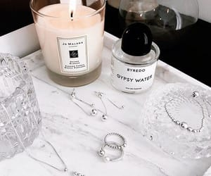 candle, fashion, and marble image