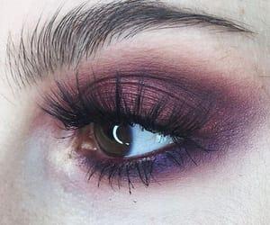 eye and make up image
