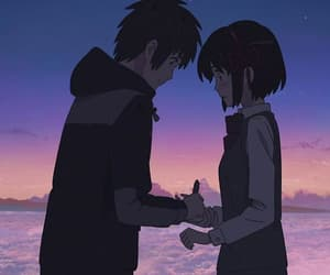your name, taki, and mitsuha image