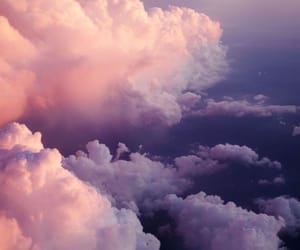 clouds, sky, and wallpaper image