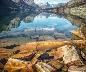 Glacier National Park, nature, and travel image