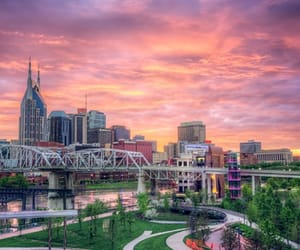 nashville, places, and tennessee image