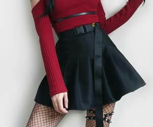 grunge+alternative and goth+style+clothes image