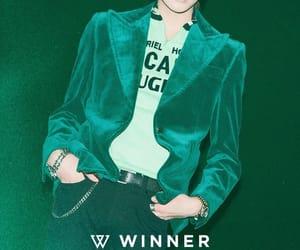 winner, yoon, and kang seung yoon image