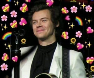 meme and harrystyles image