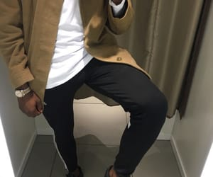 boy, outfit, and style image