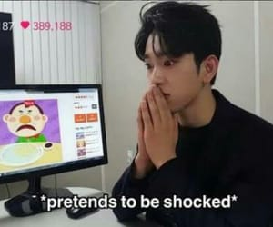 got7, meme, and jinyoung image