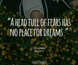 dreams, fears, and quotes image