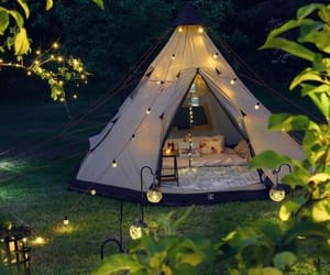 camping and nature image