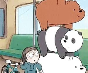 animation, cartoon, and cute image