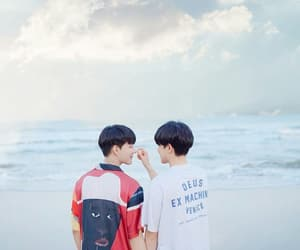 aesthetic, beach, and bl image