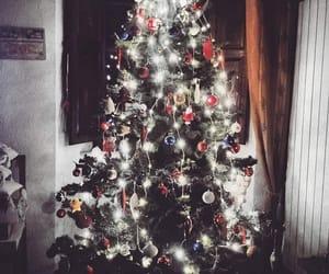 albero, luci, and natale image