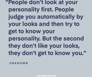 judge, life, and looks image