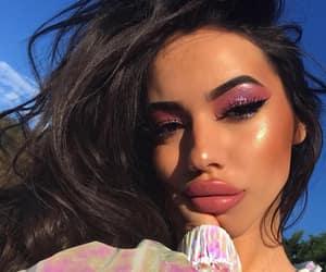 highlight, lips, and makeup image