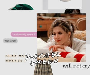 joey tribbiani, monica geller, and rachel green image