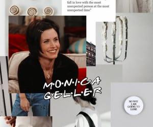 chandler bing, monica geller, and rachel green image