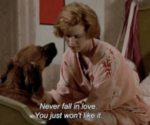 80s, dog, and quote image