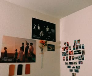 aesthetic, bts, and kpop room image
