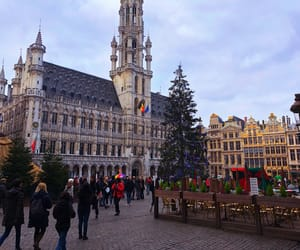belgium, brussels, and travel image