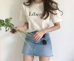 aesthetic, korean, and statement image